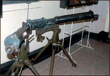Vicker machinegun