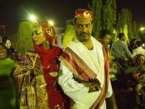 Sudanese wedding