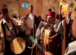 Ramadan celebrations in Palestine