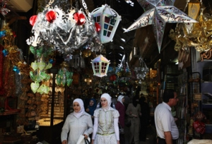 Ramadan celebrations in Syria