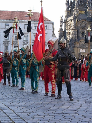 Ottoman military band of Turkey