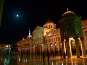 Damascus Mosque, Syria