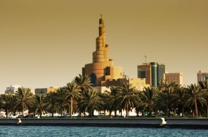Fanar Mosque in Qatar