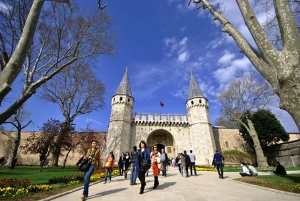 Gates of the Topkapi Palace