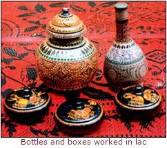 Bottle & Boxes
