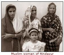 moslim women of nidavur