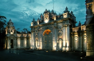 Dolmabahce Palace, Instanbul, Turkey